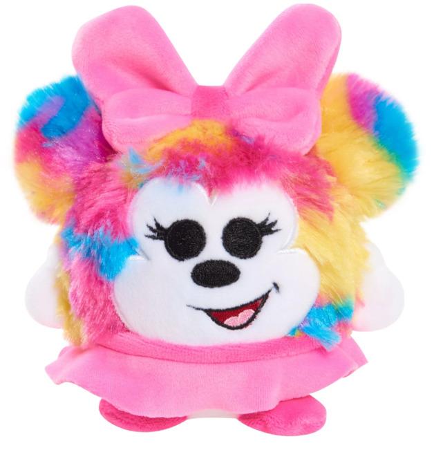 Disney: Slo Foam Plush - Rainbow Minnie