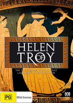 Helen of Troy (ABC) on DVD