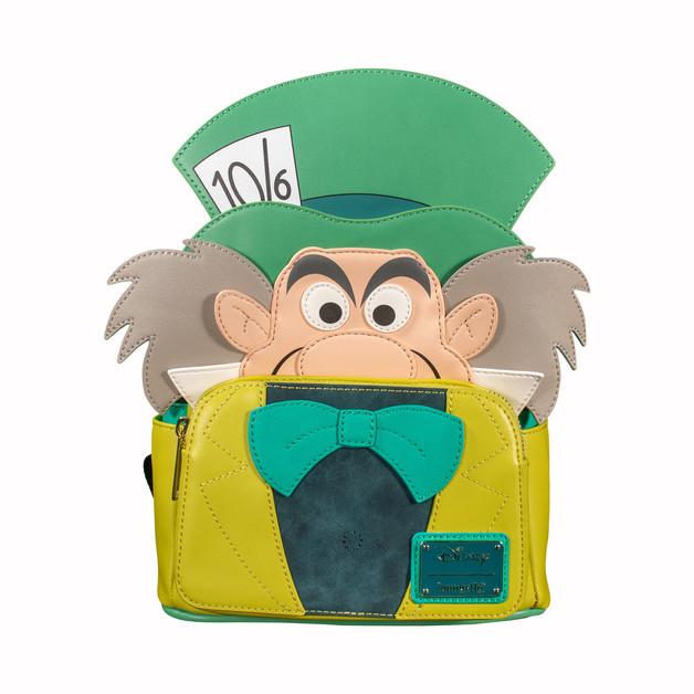Loungefly: Alice In Wonderland - Mad Hatter Backpack
