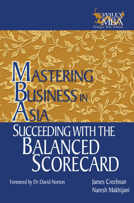 Succeeding with the Balanced Scorecard: An Asian Perspective by James O. Creelman image