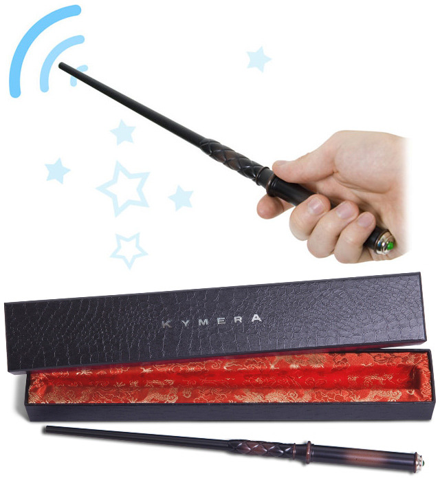 Kymera magic wand remote control at mighty ape australia for Wand controller