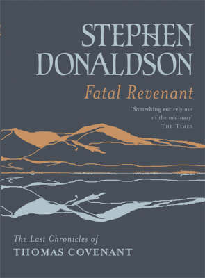 Fatal Revenant by Stephen Donaldson