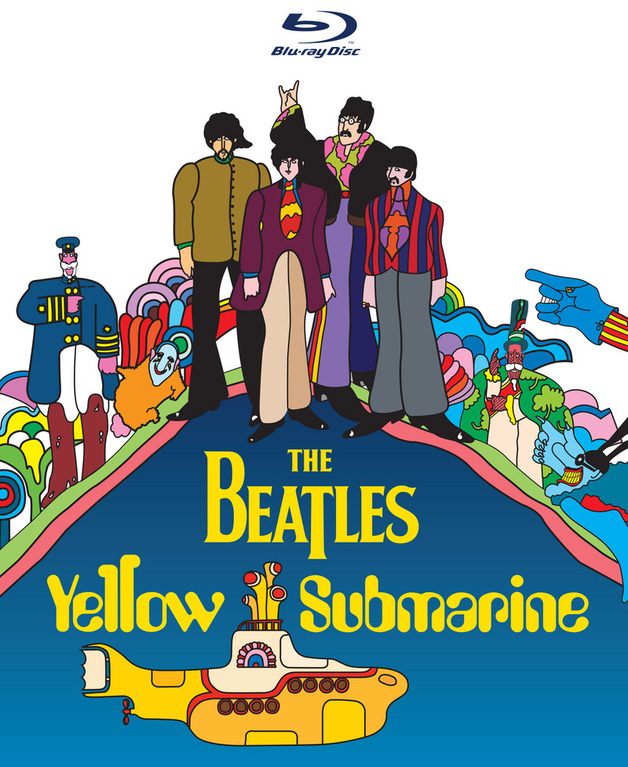 The Beatles - The Yellow Submarine on