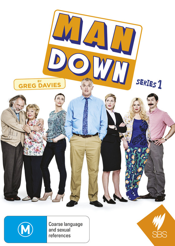 Man Down - Series One on DVD
