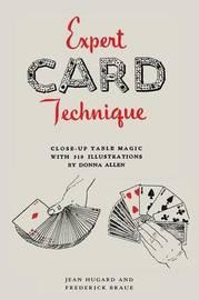 Expert Card Technique by Jean Hugard