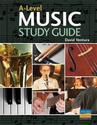 A-level Music Study Guide by David Ventura image