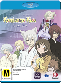 Kamisama Kiss Season 2 Complete Series on Blu-ray