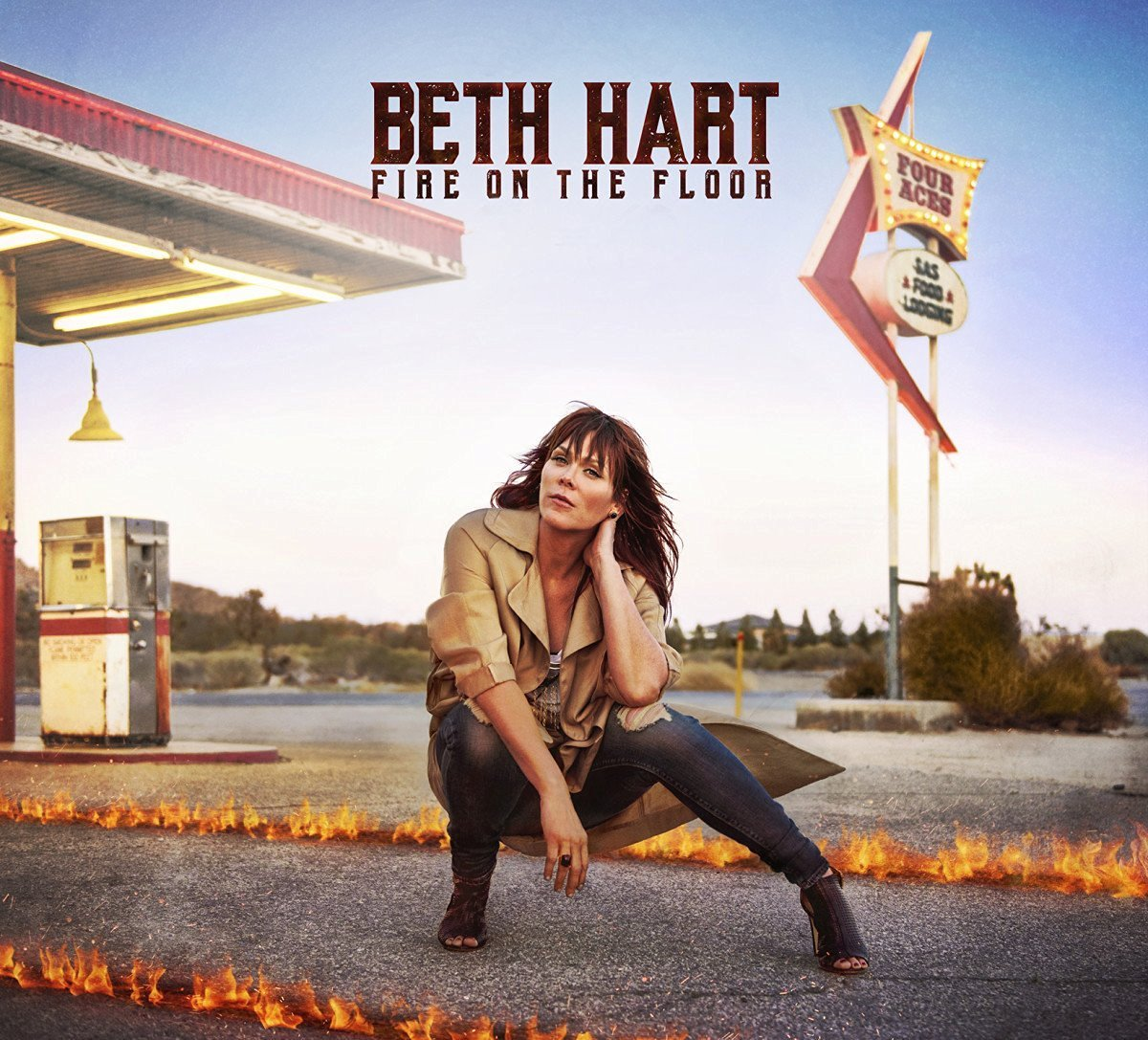Fire On The Floor by Beth Hart image