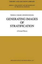 Generating Images of Stratification by Thomas J Fararo