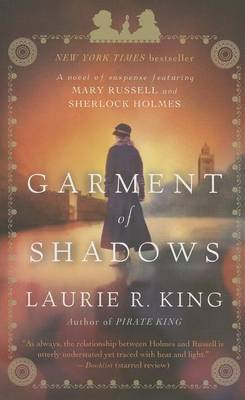 Garment of Shadows by Laurie R King image