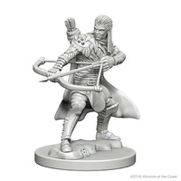 D&D Nolzur's Marvelous: Unpainted Minis - Human Male Ranger image