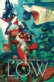 Low Volume 4: Outer Aspects of Inner Attitudes by Rick Remender