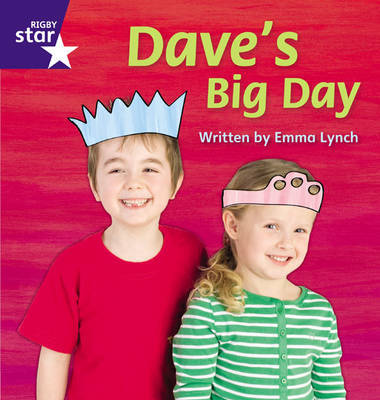 Star Phonics: Daves Big Day (Phase 5) by Emma Lynch image