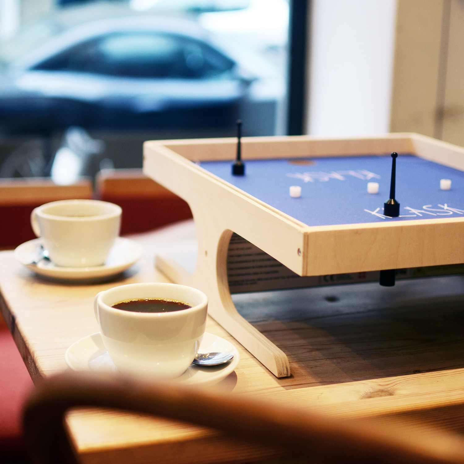 Klask - Magnetic Hockey Game image
