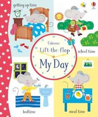Lift-the-Flap My Day by Holly Bathie