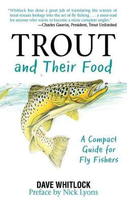 Trout and Their Food by Dave Whitlock image