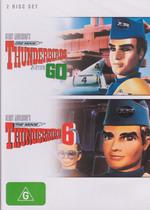 Thunderbirds Are Go / Thunderbird 6 (2 Disc Set) on DVD