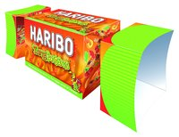 Haribo Tangfastics Cracker Tube (120g)