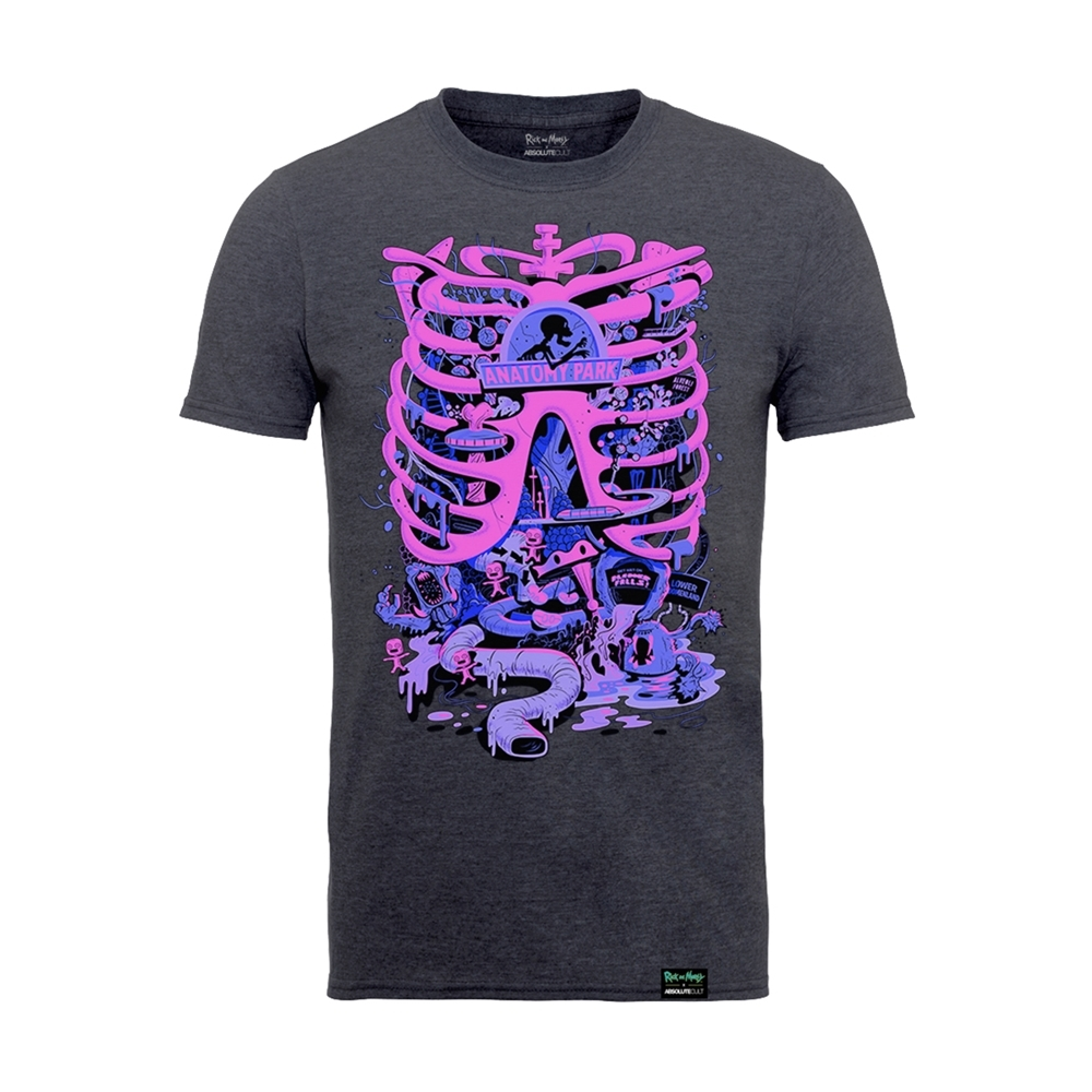 Rick and Morty: Anatomy Park T-Shirt (XX-Large) image