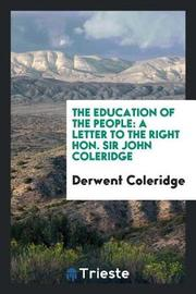 The Education of the People by Derwent Coleridge image