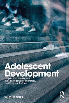 Adolescent Development by Wim Meeus image