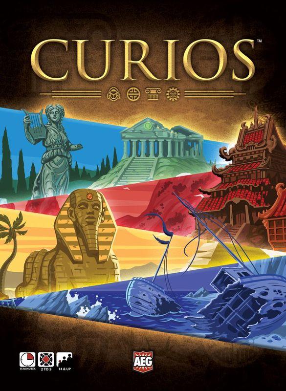 Curios - Board Game