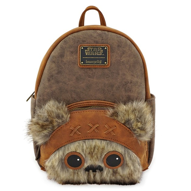 Loungefly: Star Wars Mini Backpack - Wicket