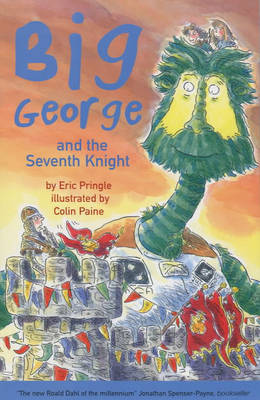 Big George and the Seventh Knight by Eric Pringle image