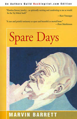 Spare Days by Marvin Barrett image