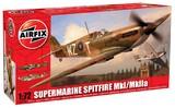 Airfix 1:72 Supermarine Spitfire Mk1a/2a