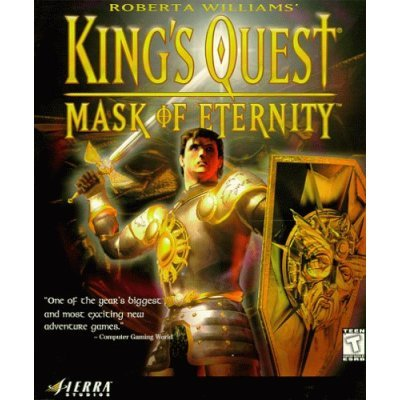 King's Quest VIII: Mask of Eternity for PC Games