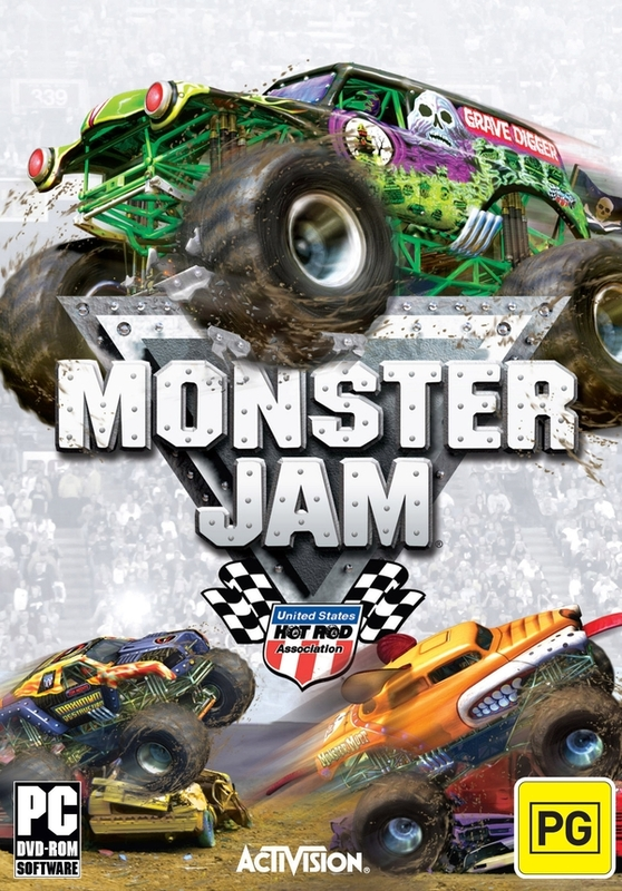 Monster Jam for PC Games