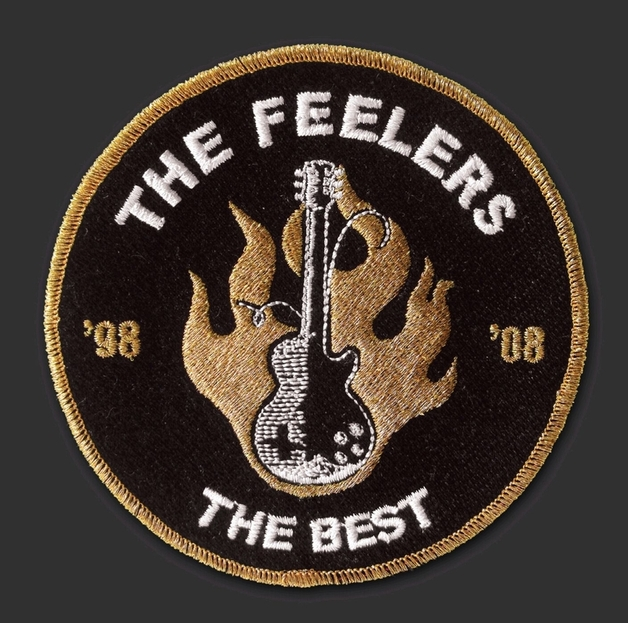 The Feelers Best Of '98 - '08 by The Feelers