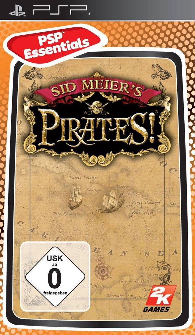 Sid Meier's Pirates! (Essentials) for PSP image