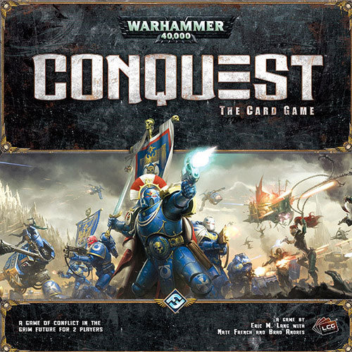 Warhammer 40000 Conquest At Mighty Ape Nz