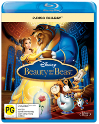 Beauty and the Beast (Limited Edition) on Blu-ray