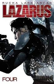 Lazarus Volume 4: Poison by Greg Rucka
