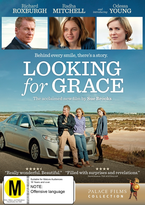 Looking For Grace on DVD