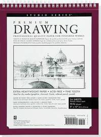 "Premium Drawing Pad (8"" x 10"")"