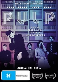 PULP: A Film About Life, Death & Supermarkets DVD
