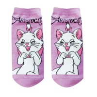 Disney: Marie Polka Dot - Ladies Socks