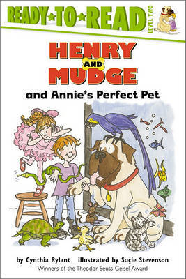 Henry and Mudge and Annie's Perfect Pet by Cynthia Rylant image