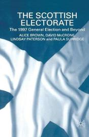 The Scottish Electorate by Alice Brown