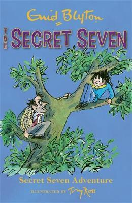 Secret Seven: Secret Seven Adventure by Enid Blyton