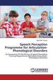 Speech Perception Programme for Articulation-Phonological Disorders by Bani Younes Saja