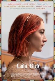 Lady Bird on Blu-ray
