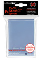 Ultra Pro Solid Deck Protectors: Clear (50)