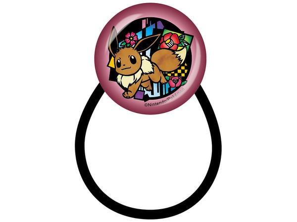 Pokemon: Kirie Series - Hair Tie (Eevee B)