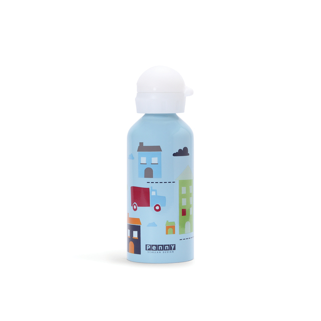 Big City Drink Bottle Stainless Steel