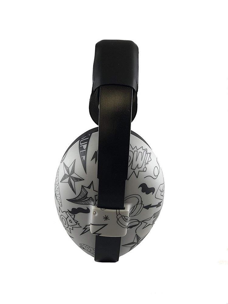 Banz Mini Earmuffs - Graffiti image